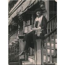 1921 Press Photo Miss G. Cheatham, daughter of Capt. and Mrs. J. J. Cheatham