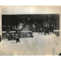 1930 Press Photo Westchester County Girls Scouts leaders at Briarcliff Manor