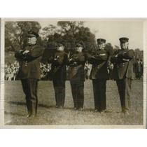 1927 Press Photo Boston Police Superintendent Michael H. Crowley