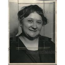 1925 Press Photo Margaret Mattingly stewardess on Mohawk air