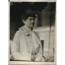 1918 Press Photo Candidate for Daughters of American Revolution Mrs. Cowles