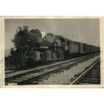 1922 Press Photo American Railway Association train serving Western farmers