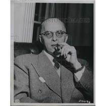 1945 Press Photo Heinrich Stahmer a nazi party guy and ambassador to Japan