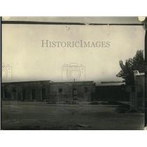 1925 Press Photo Jail compound in Pretoria, South Africa