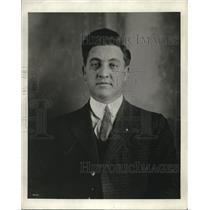 1922 Press Photo Walter Fancher, Vail Medal winner