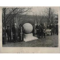1924 Press Photo Arlington National Cemetary