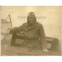 1923 Press Photo Lt R.L. Maughain
