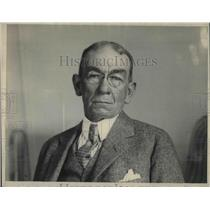 1925 Press Photo Col Leroy Springer, prominent manufacturer