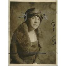 1920 Press Photo Miss Eleanor Waldo Sued By M Brown - nec31793
