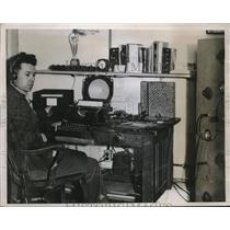 1934 press National Guard to Communicate through Radio - nec17555