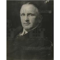 1921 Press Photo Manager of Foreign Trade Bureau Allen Welker