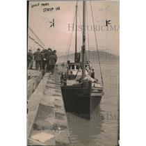 1922 Press Photo Liquor smuggling plot extending into ramifications .