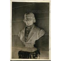 1926 Press Photo Bust of Jose Bonifacio de Andrara Silva of Brazil