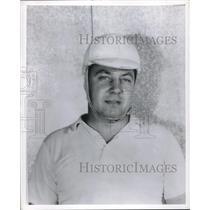 1950 Press Photo Jimmy Jackson auto racer - nec34577