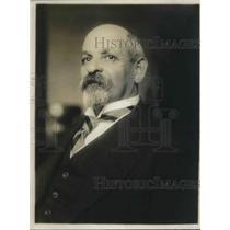 1918 Press Photo David Blumenthal, Mayor of Colmar - nec36124