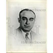 1941 Press Photo Mack Gordo