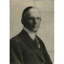 1921 Press Photo Manager of Foreign Trade Bureau Allen Walker
