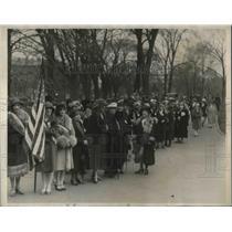 1927 Press Photo Womens School of Republican Politics in D.C.