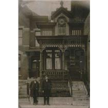 1920 Press Photo Office at 2301 Walnut Ave where Elizabeth Griffith was killed