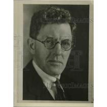 1929 Press Photo S.A. Rohwer