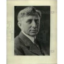 1922 Press Photo A N Farmer, representing the Brotherhood of American Yeomen