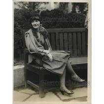1926 Press Photo