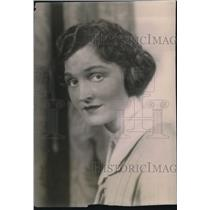 "1922 Press Photo Eleanor Woodruff of star of ""Back to Mathusellah"" - nec46050"