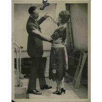 1922 Press Photo Miss Olive Stephens.