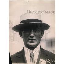 1928 Press Photo Jack Moakley Olympic coach - nec54001