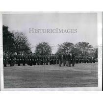 1941 Press Photo Southeast Corps Training center graduation at Maxwell Field.