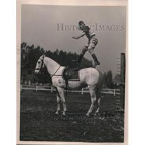 """1923 Press Photo Reginald """"Snowy"""" Baker, Athlete and Actor from Australia"""