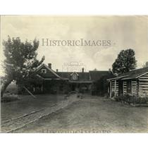 1924 Press Photo The Prince of Wales ranch at High River,Alberta, Canada
