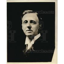 1918 Press Photo Rey Hugh T.Stevenson pastor of  Bathany Baptist Church at Wash.