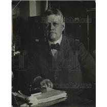 1924 Press Photo Noel Smith Pennsylvania RailRoad