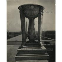 1925 Press Photo Washington Monument seen from Lincoln Memorial