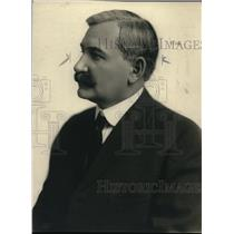 1913 Press Photo H.O. Shuey, master builder of the Cascades