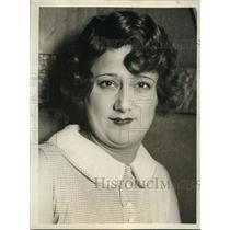 1925 Press Photo Edna Flugrath sister of Viola Dana& Shirley Mason movie stars