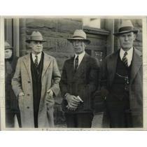1928 Press Photo Harvey L. Smith charged murder of Mrs Genevieve Stults, Mrs