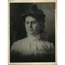 1923 Press Photo Eleanor Weik Secret Bride New Bedford Millionaire John Dawson