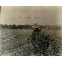 1924 Press Photo Prince of Wales ranch in Alberta, Canada