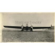 1928 Press Photo French Battle Plane Bleriot Aeronautical Service