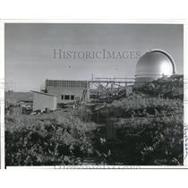 1939 Press Photo Astronomical Museum at Observatory on Mount Palomar California