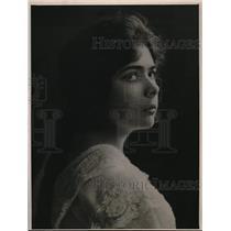 1922 Press Photo famous violinist Audrey Creighton Ryan