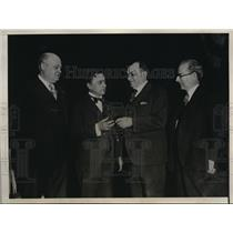 1931 Press Photo Philadelphia's Labor National Conference