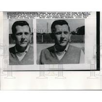 1958 Press Photo Earl H. Reamer U.S. Airman held by Russian on charges of border