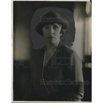 1932 Press Photo Mrs Nicolas F Brady chairman Natl Girls Scouts