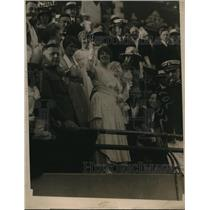 1919 Press Photo Presidents daughter, Miss Margret Wilson