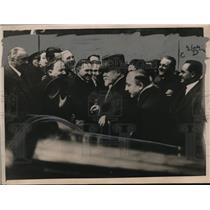 1924 Press Photo Premiere Poincare-French Cabinet temporarily resigns