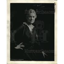 1929 Press Photo Mrs. Lawrence Lewis of Philadelphia-Nat'l Ratification Chairman