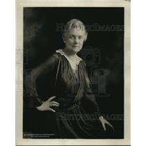 1922 Press Photo Mrs. Lawrence Lewis of Philadelphia-Women's party